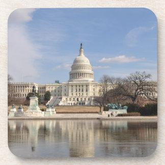 Washington DC Beverage Coaster