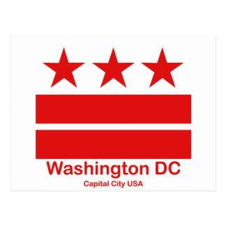 Washington DC Capital City USA Postcard