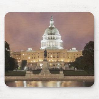 Washington DC, Capitol Building Mousepads