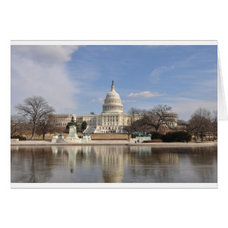 Washington DC Card