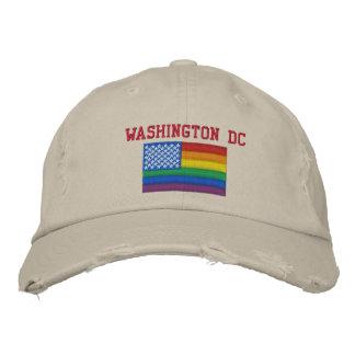 Washington DC Celebrates Equality Baseball Cap