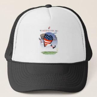 Washington DC football champs, tony fernandes Trucker Hat