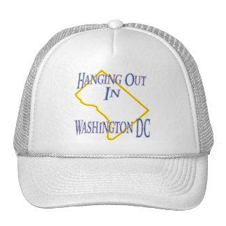 Washington DC - Hanging Out Cap