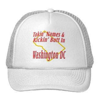 Washington DC - Kickin' Butt Cap
