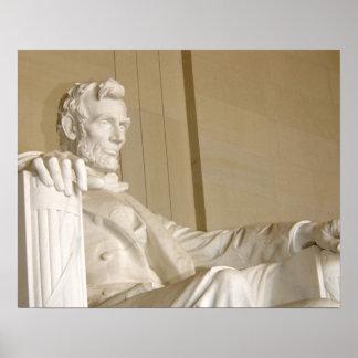 Washington, DC, Lincoln Memorial Poster