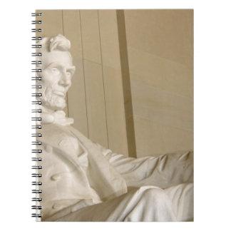 Washington, DC, Lincoln Memorial Spiral Notebook