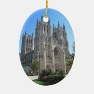 Washington DC National Cathedral Ornament