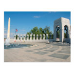 Washington, DC, National WWII Memorial Post Cards