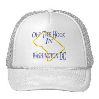 Washington DC - Off The Hook Cap