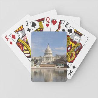 Washington DC Poker Deck