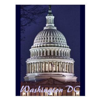 washington dc postcard