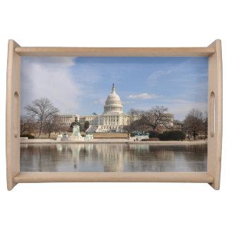 Washington DC Serving Tray