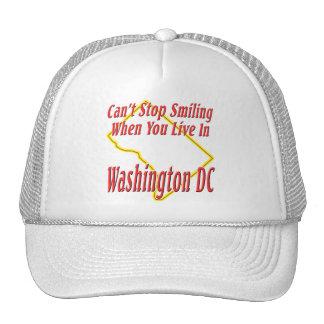Washington DC - Smiling Cap