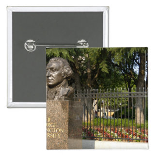 Washington, DC, statue of George Washington, The 15 Cm Square Badge