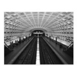 Washington Dc Train Station Post Card
