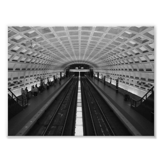 Washington Dc Train Station Poster