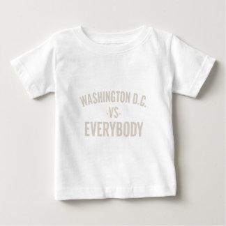 Washington DC Vs Everybody Baby T-Shirt