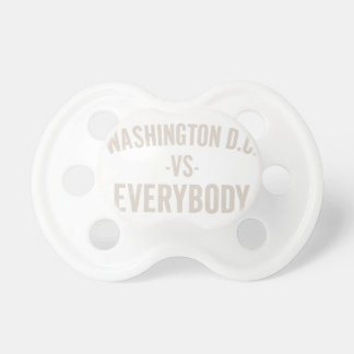 Washington DC Vs Everybody Dummy