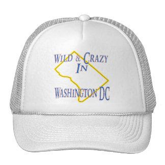 Washington DC - Wild and Crazy Cap