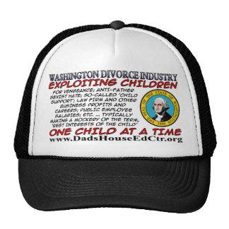 Washington Divorce Industry.. Cap