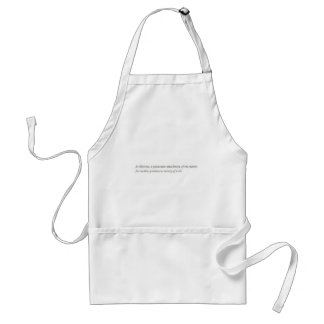 Washington Farewell Address 1 Standard Apron