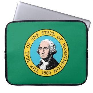 Washington Flag Laptop Sleeve