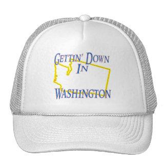 Washington - Gettin' Down Cap