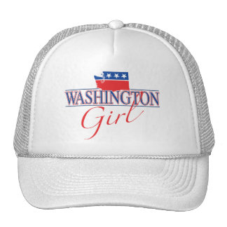 Washington Girl Hat