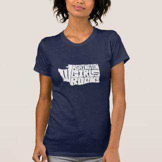 Washington Girls Rock! (blue) T-Shirt