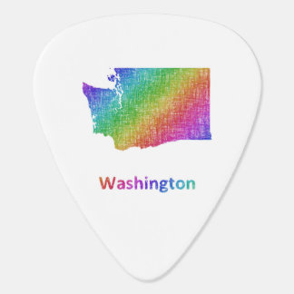 Washington Guitar Pick
