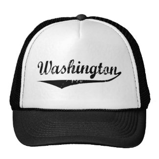 Washington Mesh Hats