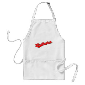 Washington in Red Aprons
