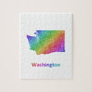Washington Jigsaw Puzzle