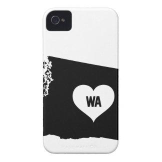 Washington Love iPhone 4 Cover