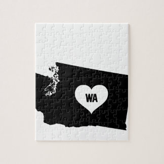 Washington Love Jigsaw Puzzle