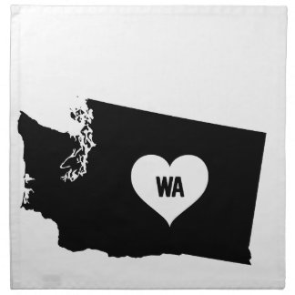 Washington Love Napkin