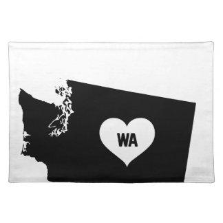 Washington Love Placemat