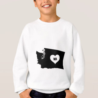 Washington Love Sweatshirt
