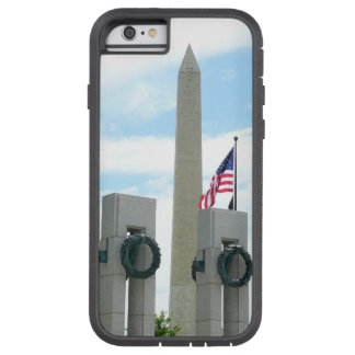 Washington Monument and WWII Memorial in DC Tough Xtreme iPhone 6 Case