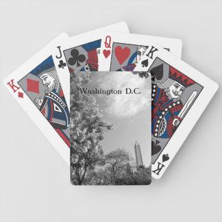 Washington Monument Deck of Cards