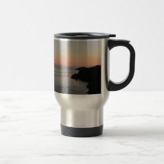 Washington Ocean View Sunset Coffee Mug