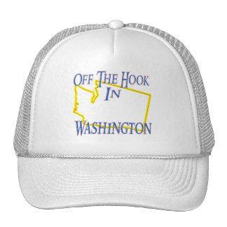 Washington - Off The Hook Cap