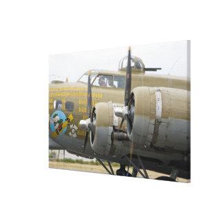 Washington, Olympia,  military airshow. 2 Gallery Wrap Canvas