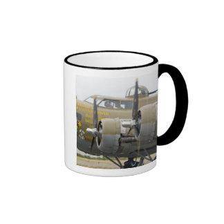 Washington, Olympia,  military airshow. 2 Ringer Mug