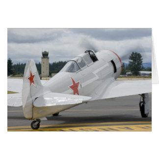 Washington, Olympia, military airshow. 6 Greeting Card