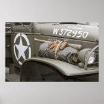 Washington, Olympia, military airshow. 7 Poster