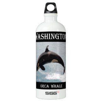 Washington Orca Whale SIGG Traveller 1.0L Water Bottle
