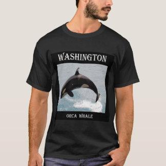 Washington Orca Whale T-Shirt
