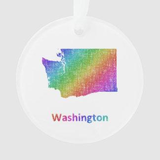 Washington Ornament