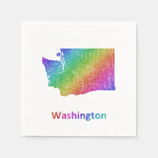 Washington Paper Napkins